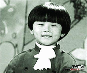 香港童星郑柏林长大了