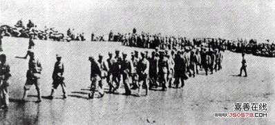 反思金门战役:解放军唯一一次彻底的败仗_嘉善