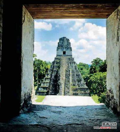 玛雅文化消失之谜