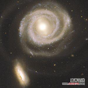 美国宇航局公开59张宇宙星系精彩照片