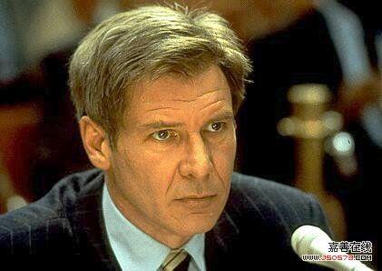 他就是哈里森·福特饰演的总统