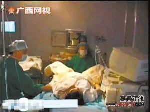 医院现场直播人工采精取卵全过程引争议图
