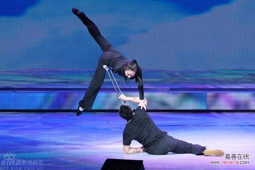 残缺的肢体舞出美好的人生 - 老崔 - 青岛老崔的博客