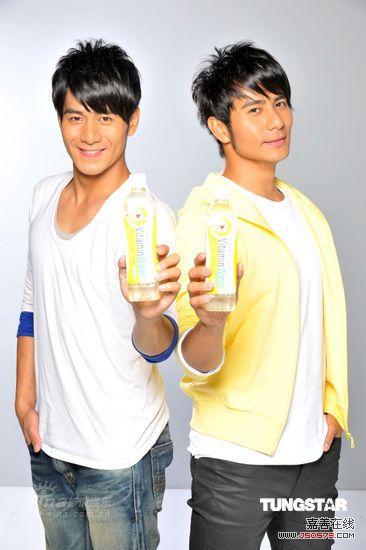 """双胞胎团体""""2moro-郭彦"""