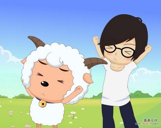 周笔畅 大家一起喜羊羊 回归纯真重拾童趣