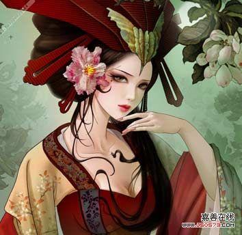 红颜祸水:与三位美人春宵一刻的亡国君主