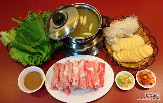 三鲜豆腐火锅-冬天里的一把火 DIY9道滋补暖胃火锅