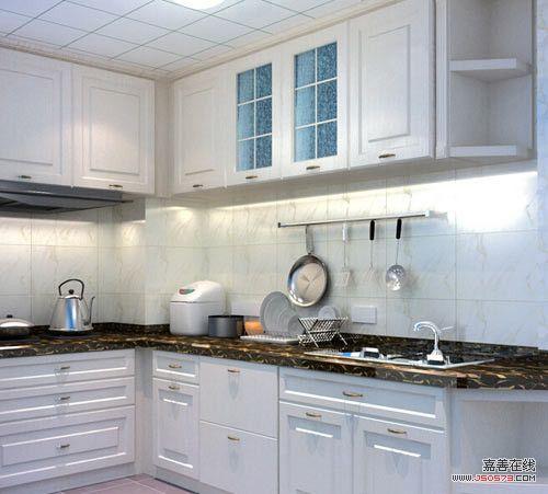 完美厨房养成记 厨房装修步骤规划