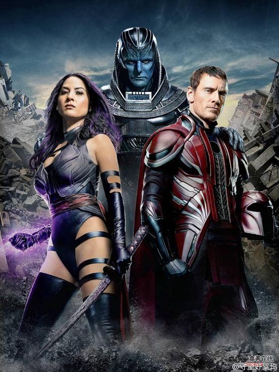 魔形女將成為新x戰警領袖