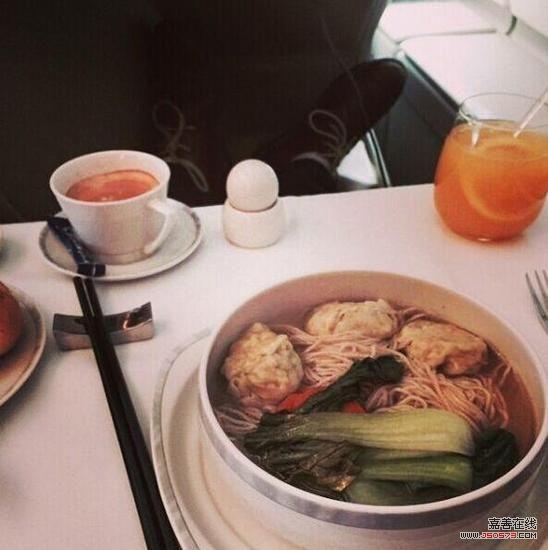 航空餐很难吃?那是你没见过别人的航空餐