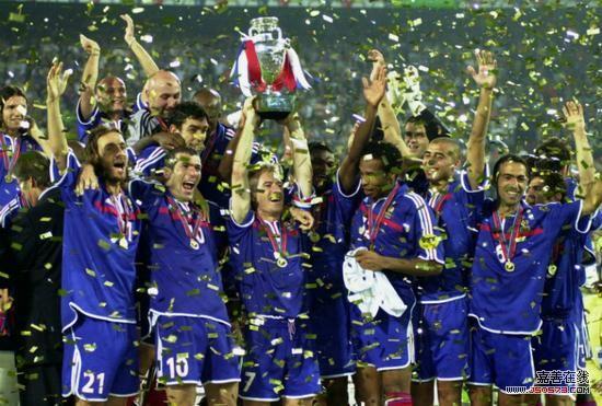 无亡之组的欧洲杯?最完美的16队那些经典