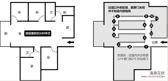 出租房室内分户电表标准接线图