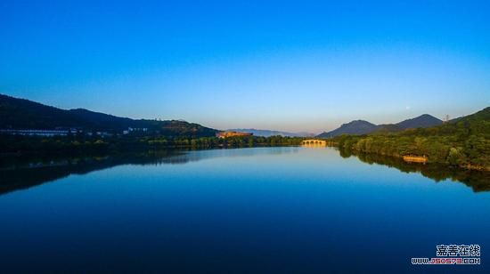 湘湖风景区布局