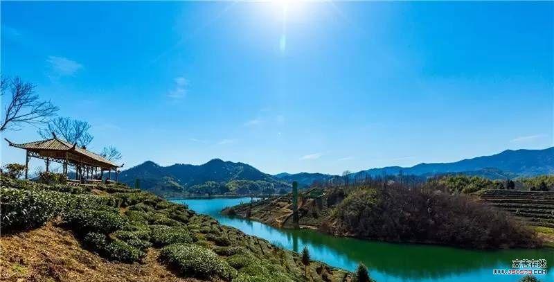 安庆花溪茶谷风景区