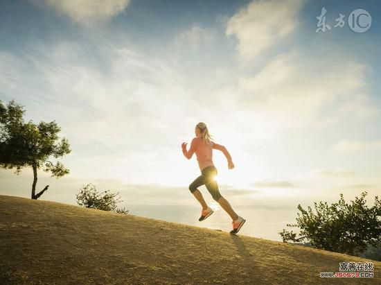 慢跑能益寿延年