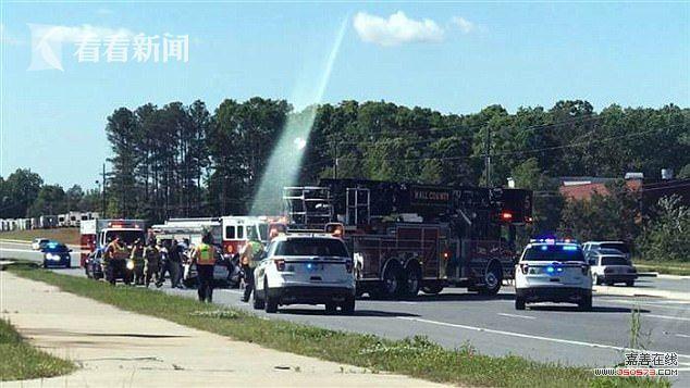 美国车祸3人身亡 死亡现场惊现诡异画面