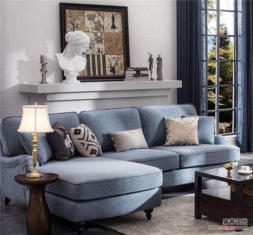 布艺沙发品牌排名前十 布艺沙发已经成为家居的一种时尚