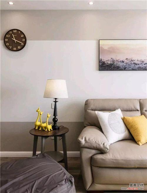 背景墙 房间 家居 起居室 设计 卧室 卧室装修 现代 装修 500_654 竖图片