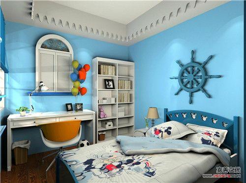 二,房子装修布局-儿童房,书房