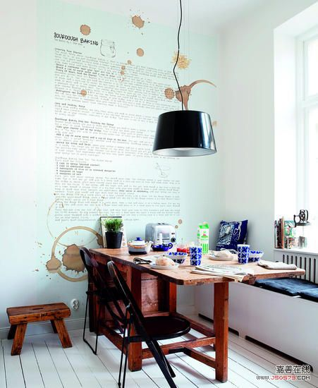 小户型餐桌设计 - 软装家饰 - 装修家居 - 嘉善房产网