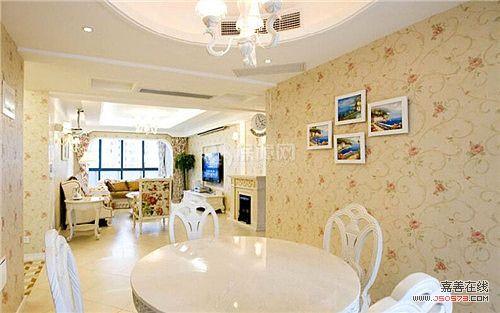 壁之美墙布 欧式墙布 无纺布 客厅卧室电视背景墙墙布 3d效果 价格