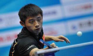 张继科脚伤未愈退出乒联总决赛 日选手替补参赛